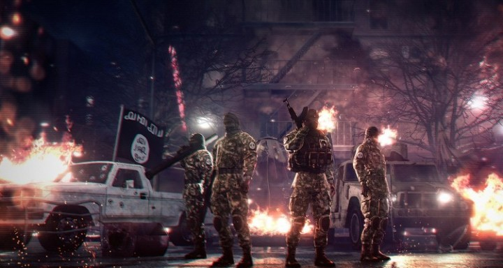 問題作?市民虐殺シューターのデベロッパー、今度はISISを撃退する『IS Defense』発表