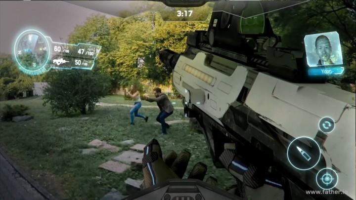 現実世界を大規模FPS対戦ゲームに変える「Father.IO」、今夏発売