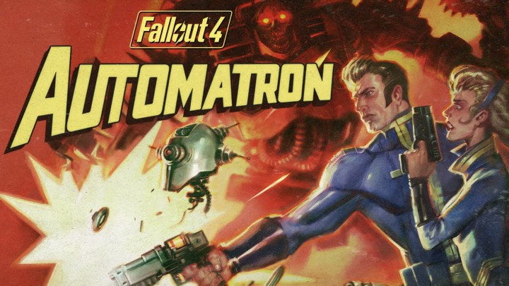 Fallout 4-automatron