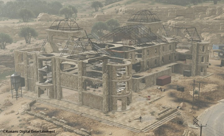 RUST PALACE