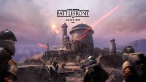 SWBF:第1弾拡張パック「アウター・リム」のゲームプレイトレイラー公開、3月22日先行配信