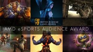 英国アカデミー賞・ゲーム部門のノミネートタイトル発表、『CoD:BO3』や『MGSV』など