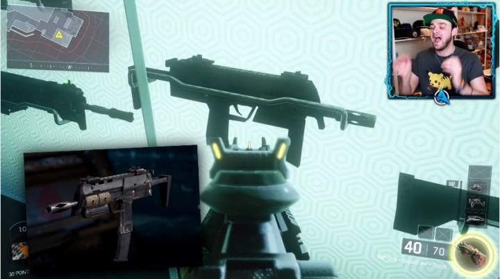 Black Ops 3 MP7