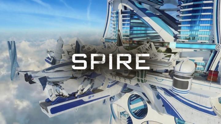"CoD:BO3:第2弾DLC""Eclipse""の天空マップ「Spire(スパイア)」、公式プレビュー映像公開"