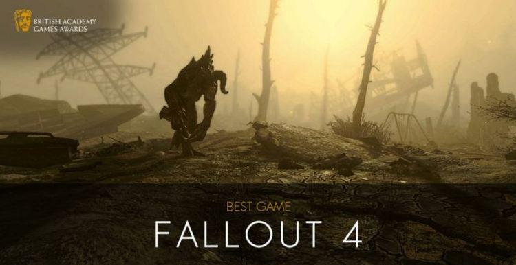 英国アカデミー賞結果発表、最優秀は『Fallout 4』