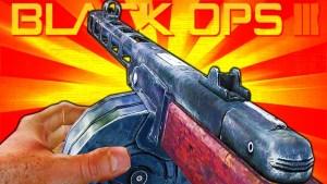 "CoD:BO3:ゾンビモード""絶望の島""の新武器がリーク、「PPSh」も登場?"