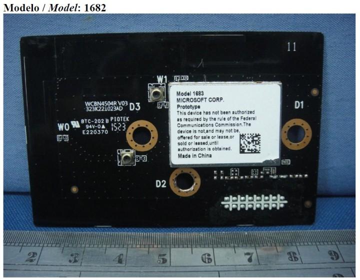 ブラジルのFCCに相当するAnatelではチップセットの写真も公開。