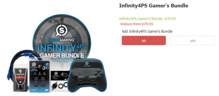 SCUF Infinity 4PS FPS-13