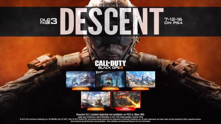 """Treyarch、『CoD:BO3』第3弾DLC""""Descent""""でついに伝統の「3レーン構造」を破壊"""