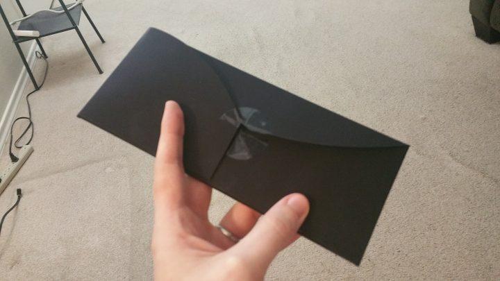 CoD:IW:海外メディアやYoutuberに謎の黒封筒、素晴らしいニュース?