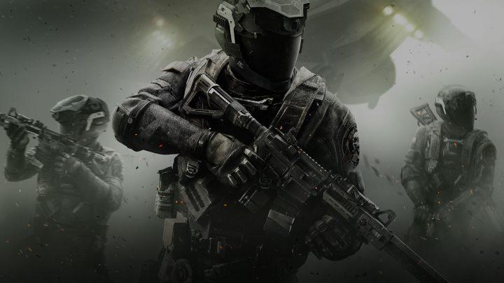 CoD:IW:新カバーアート公開、銃と兵士へフォーカス