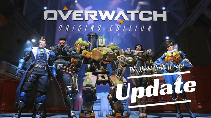 オーバーウォッチ:最新アップデートパッチ公開、ヒーロー調整やバグ修正など(PC/PS4)
