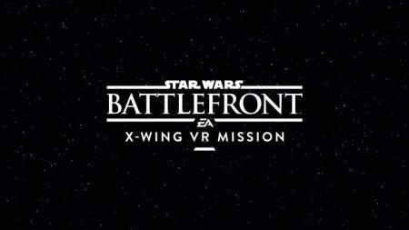 PSVR SWBF-X-wing-vr-mission