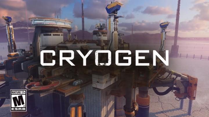 "CoD:BO3:第3弾DLC「Descent」に含まれる犯罪者隔離施設""Cryogen""のプレビュー映像"