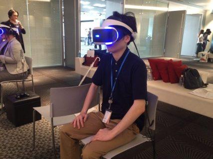 PS VR:予想以上の没入感、我を忘れたPlayStation VR体験記