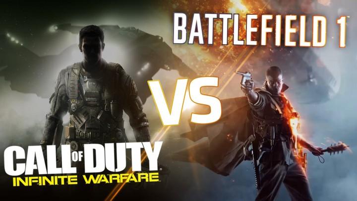 EA「BF vs CoD の関係は楽しい」