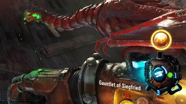 "CoD:BO3:新ゾンビ""Gorod Krovi""で「ドラゴンストライク」と「ガントレット オブ ジークフリート」を入手する方法"