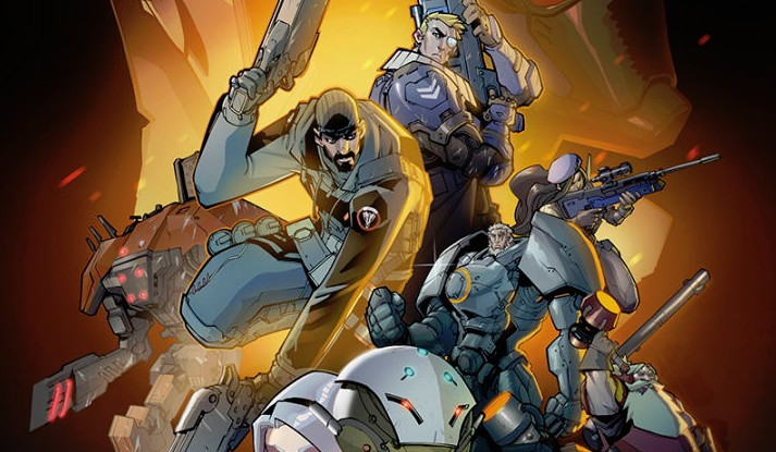 オーバーウォッチ:前日譚を描くコミックスの発売キャンセル、理由はストーリーの変更と拡張