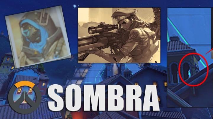 オーバーウォッチ:新ヒーロー「Sombra」の新情報を7月22日のコミコンで公開か