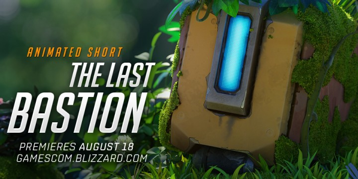 オーバーウォッチ:第5弾の短編アニメは「The Last Bastion」で確定、19日午前1時以降にお披露目