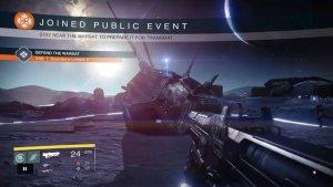 Destiny: 公開イベントの仕様変更は20日から適用