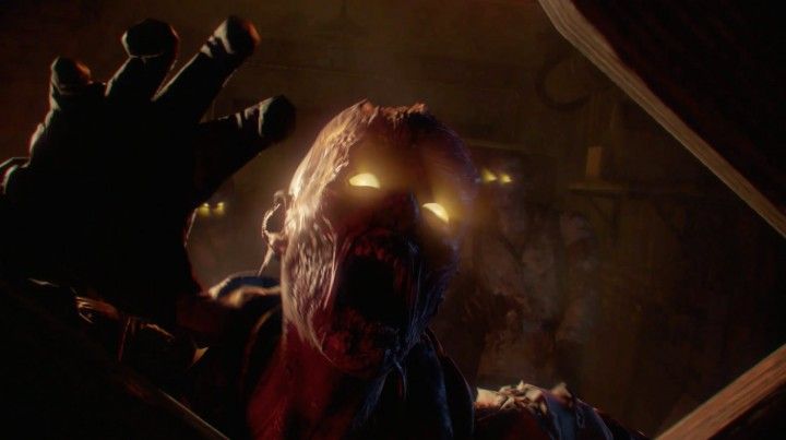 "CoD:BO3:""Origins""4人の軌跡を振り返るゾンビモードトレーラー"