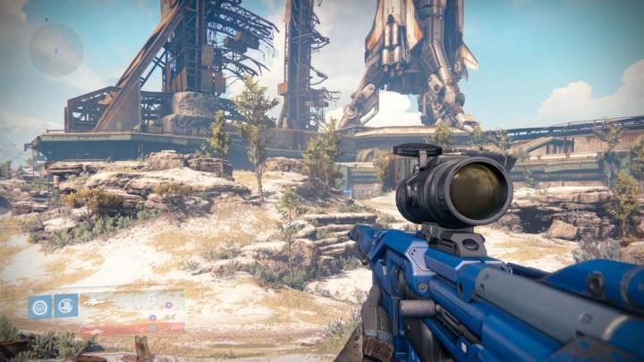 Destiny: 強武器ロングボウに弱体化が入りLDR-5001よりエイムアシスト低下