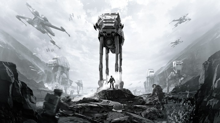 SWBF:全コンテンツ入りの完全版『Star Wars Battlefront Ultimate Edition』正式発表、11月18日発売(海外)
