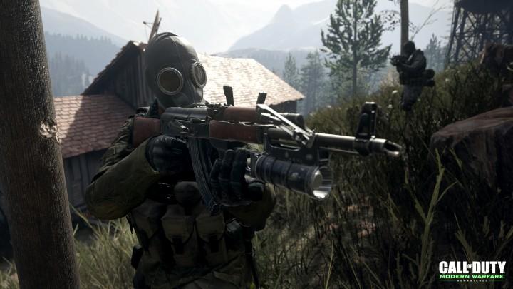 CoD:MWR:武器ごとの統計も確認できる「戦績」をサポート