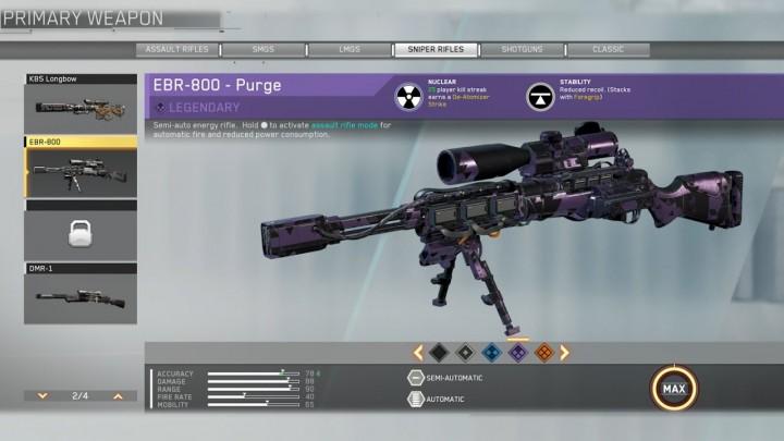 CoD:IW:「武器クラフトシステム」の解説映像公開、シリーズ最多のオプションや戦術核を備える