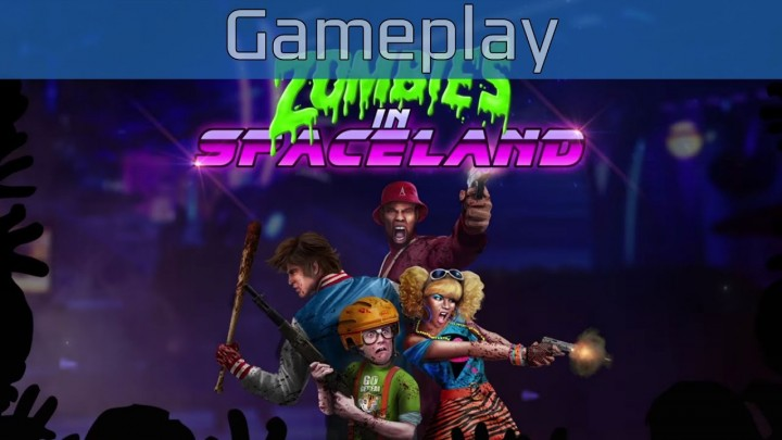 CoD:IW: 独特なゾンビモード「Zombies in Spaceland」の26分に及ぶゲームプレイ映像が公開