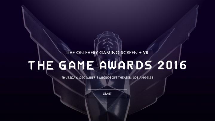 """""""The Game Awards 2016""""ノミネート作品発表、『タイタンフォール 2』『オーバーウォッチ』『アンチャ4』などがゲームオブザイヤーにノミネート"""