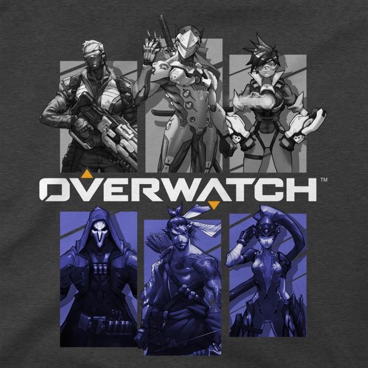6HerosTシャツ
