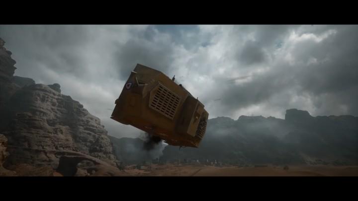 空飛ぶ戦車は本当にあったんだ!