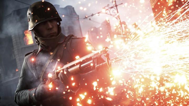 BF1:新カスタムゲーム「Eye To Eye」登場、回復なしでショットガンオンリーの歩兵戦
