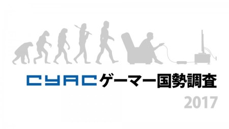 """ゲーム大会サイト""""CyAC""""、豪華すぎるプレゼントが100名に当たる「ゲーマー国勢調査」開始"""