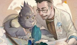 Overwatch-Winston's Journey to the West