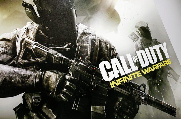 CoD:IW:最新アップデート配信、新武器無料追加や「ゴースト」のボイスパック追加など