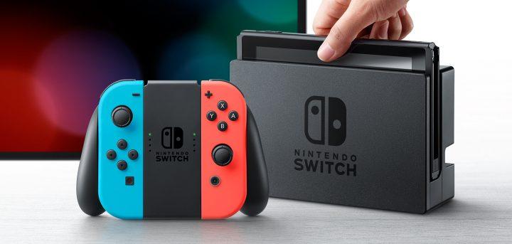 任天堂の新ハード「Nintendo Switch」の発売日は3月3日で価格は29,980円、3種のモード搭載