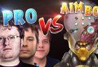 オーバーウォッチ: 凶悪チーター vs 世界トッププレイヤーの激戦プレイ動画