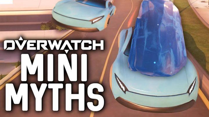 オーバーウォッチ:新マップ「Oasis」の車の上に乗れるのはどのヒーロー?