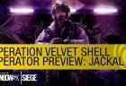 """レインボーシックス シージ:「Operation Velvet Shell」の新オペレーター""""Jackal""""のプレビュー映像公開"""