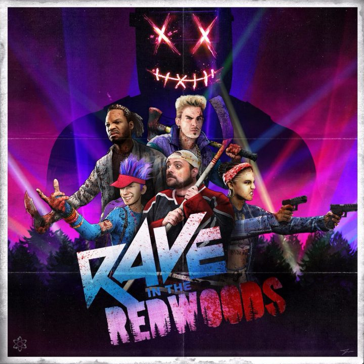 CoD:IW: ゾンビモード「Rave in the Redwoods」の気になるアレコレが判明