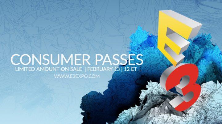史上初:「E3 2017」は業界人限定ではなく一般向けに開放、合計15,000チケットを販売
