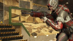 Your Call of Duty: Black Ops 3 Heart Beats for the Animated Bloody Valentine Weapon Camo