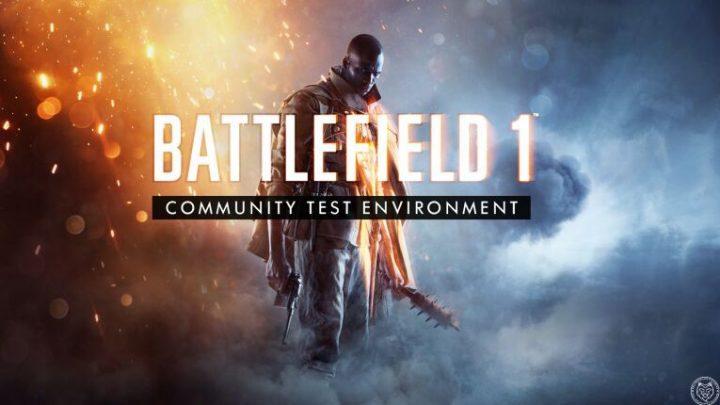 速報:『BF1』のCTE(コミュニティテスト環境)がPS4 / Xbox One版へ提供開始