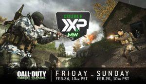 CoD:MWR:ダブルXPイベント開催、週末プレイリストに「Hardcore Domination」登場