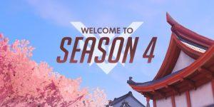Overwatch ライバルプレイ Season 4