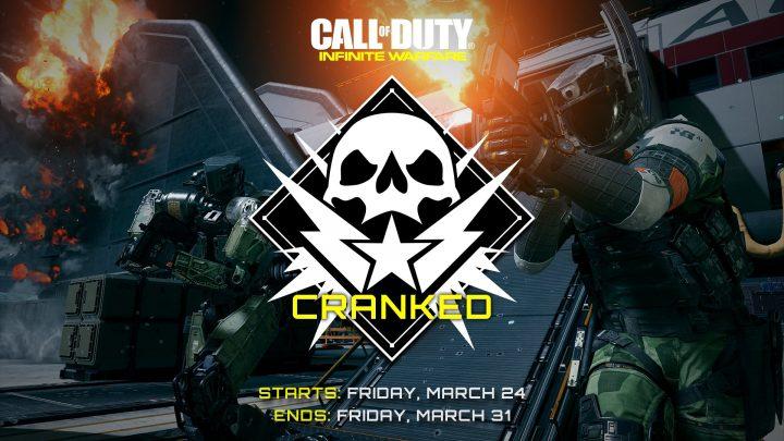 CoD:IW:キャンプ禁止!キャンパー生存不可能のゲームモード「Cranked」が期間限定で復活