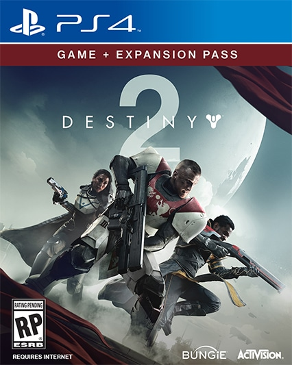 Destiny 2 GAME + Season pass